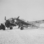 He111 H A1+BM 4/KG 53 Russia Winter 1942-43