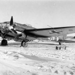 He111 H A1+BT WNr 4566 9/KG 53 Russia Winter 1942-43 2