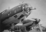 He111 Legion Condor nose