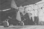 He111 P 2/KGr 100 in Vannes France im 1941