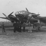 He111 P with the tactical code 2F+LL of 3/KG 28 1939-40