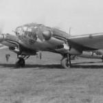 He111 bomber