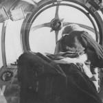 He 111 E cockpit