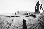 Heinkel He111 coded 25-51 of the Legion Condor 1936