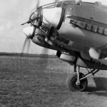 Heinkel He111 close up view 37