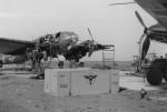 Heinkel He111 Bombers at airfield
