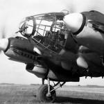 Heinkel He111 cockpit