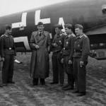 Heinkel He111 crew