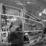 Heinkel He111 nose Germany 1945