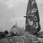 Heinkel He111 shot down in France 1940