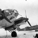 Heinkel He111 winter 1940