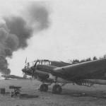 Heinkel He 111 Gabbert Saatzig Pommern 1939