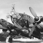 Heinkel He 111 H-18 with FuG 200 Hohentwiel radar and torpedoes 1943