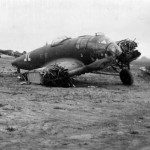 Heinkel He 111 Luftwaffe bomber wreckage