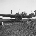 Heinkel He 111 Luftwaffe bomber 5
