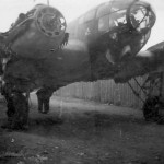 Heinkel He 111 Luftwaffe bomber 6