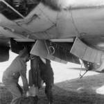 Heinkel He 111 bomb bay