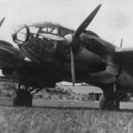 Heinkel He 111 front view