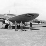 Legion Condor He 111 B-2 code 25+57 Spain 1936