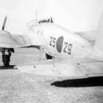 Spain 1936 Heinkel He 111 B-1 code 25+29 Legion Condor
