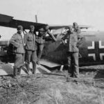 Henschel Hs 123 coded H