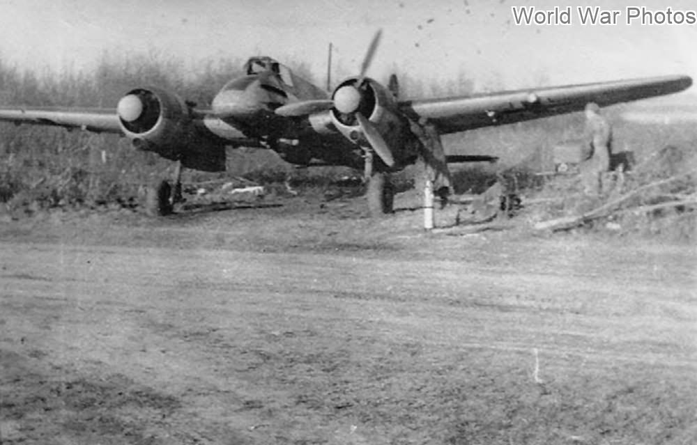Hs 129B-1 Eastern Front