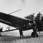 Captured Hs 129B W.Nr. 0297 England March 1944