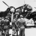 Ju 88A-5 of the KG51
