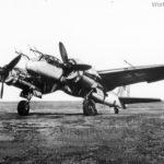 Night fighter Ju 88G-6