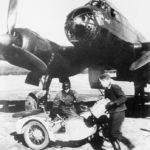 Ju 88T-1 4U+MK of the 2.(F)/123