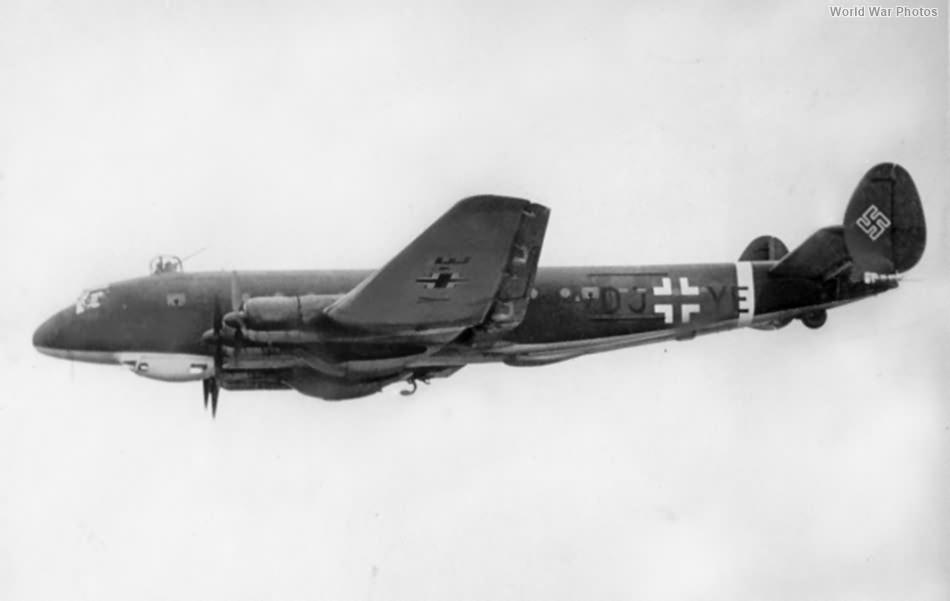 Junkers Ju 90 V8 1942 2