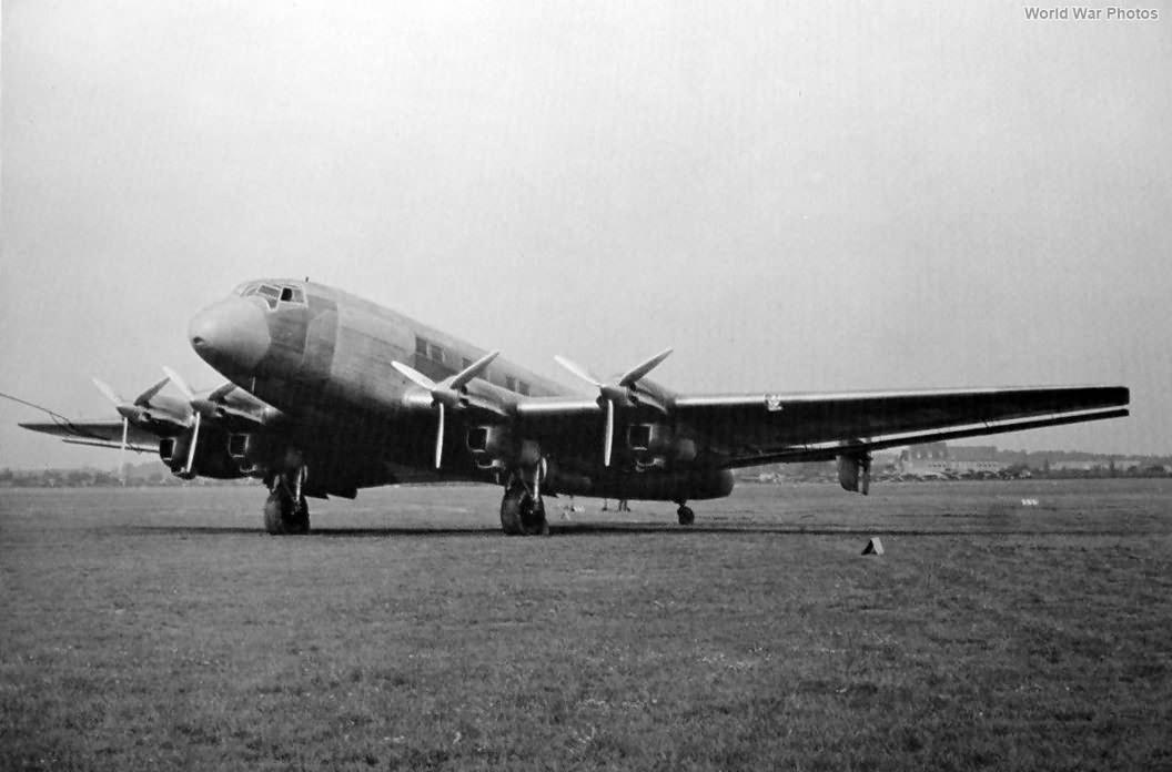 Ju 90 V1