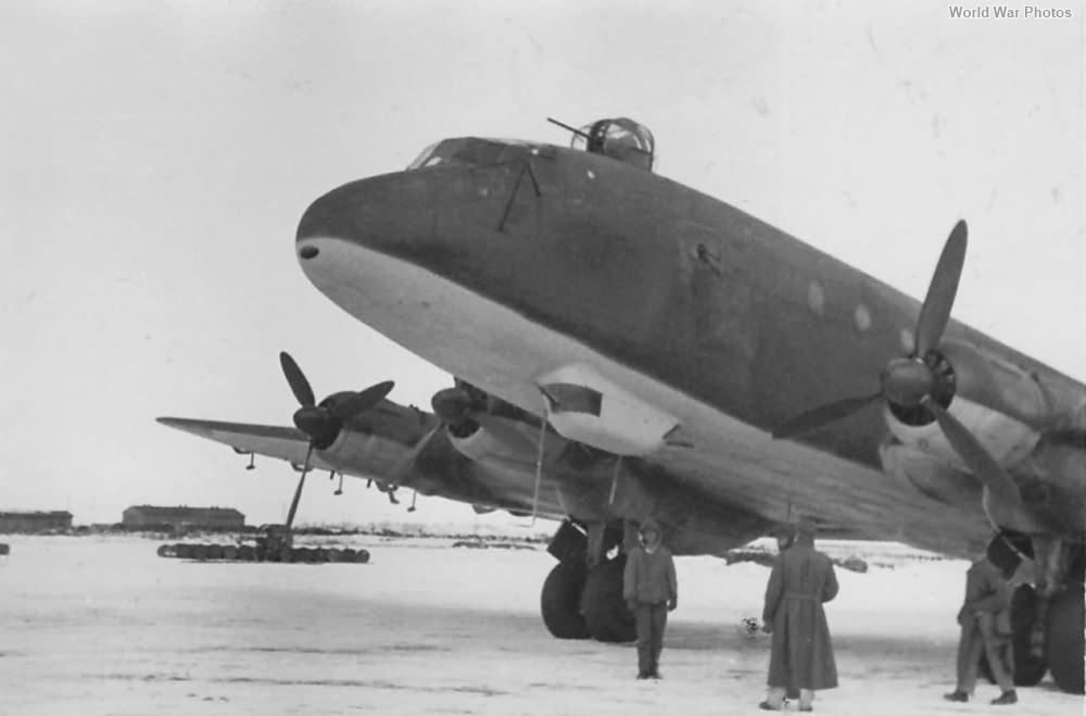 Junkers Ju 90 Eastern Front Winter 1942/43