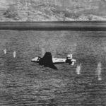 B 26 shoots down a Ju 90 J4+JH Bastia Corsica