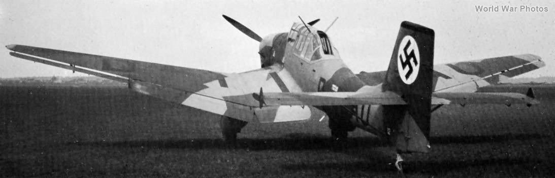 Ju87A D-IEAU 2