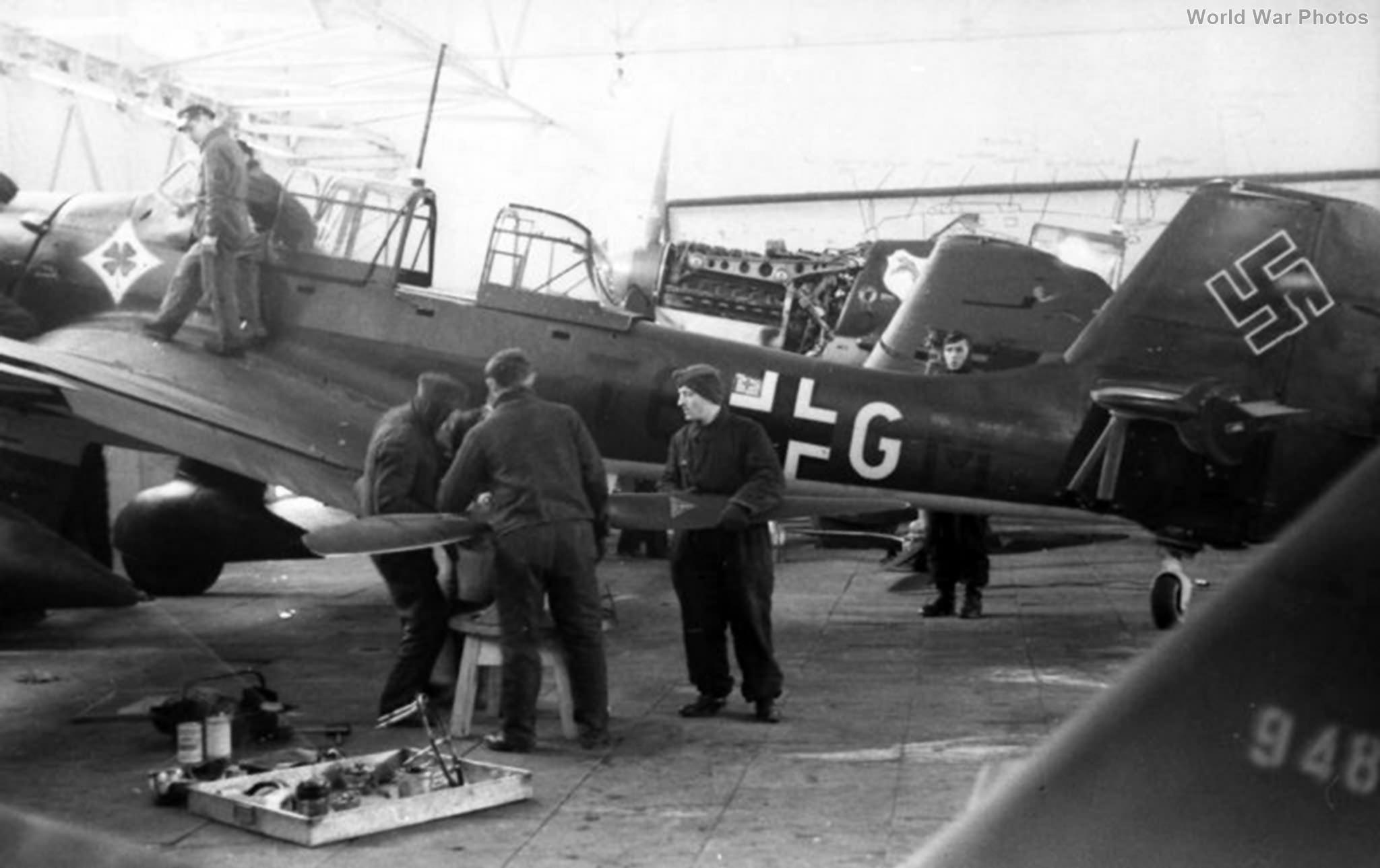 Ju87B T6-GM from Sturzkampfgeschwader 2 1940