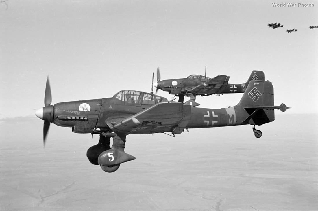 Ju87 4StG 2 1942 ost