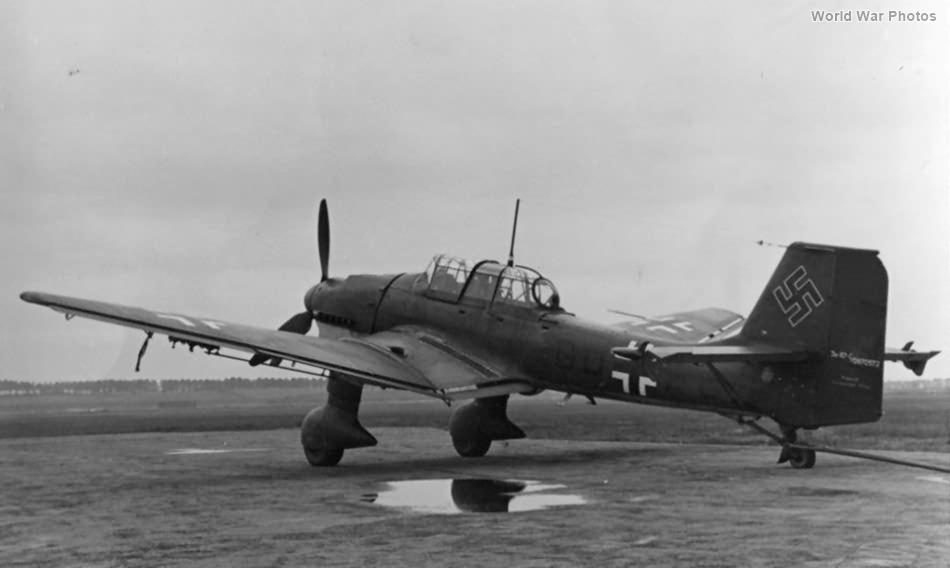 Ju87 C-1 2