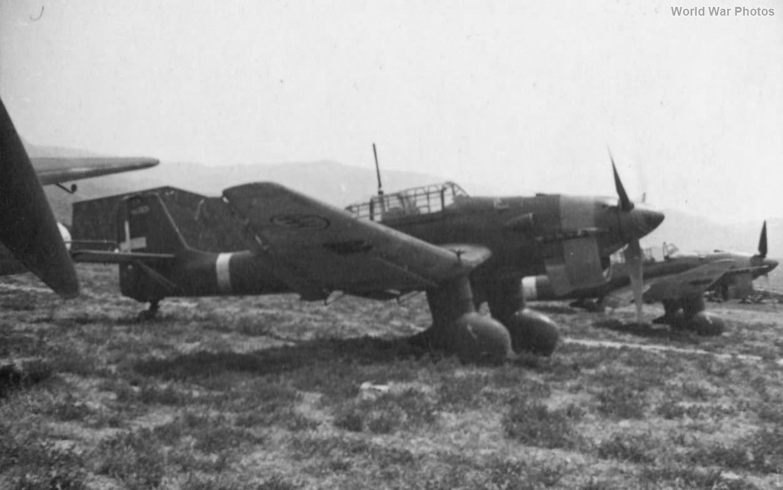 Ju 87B Picchiatello