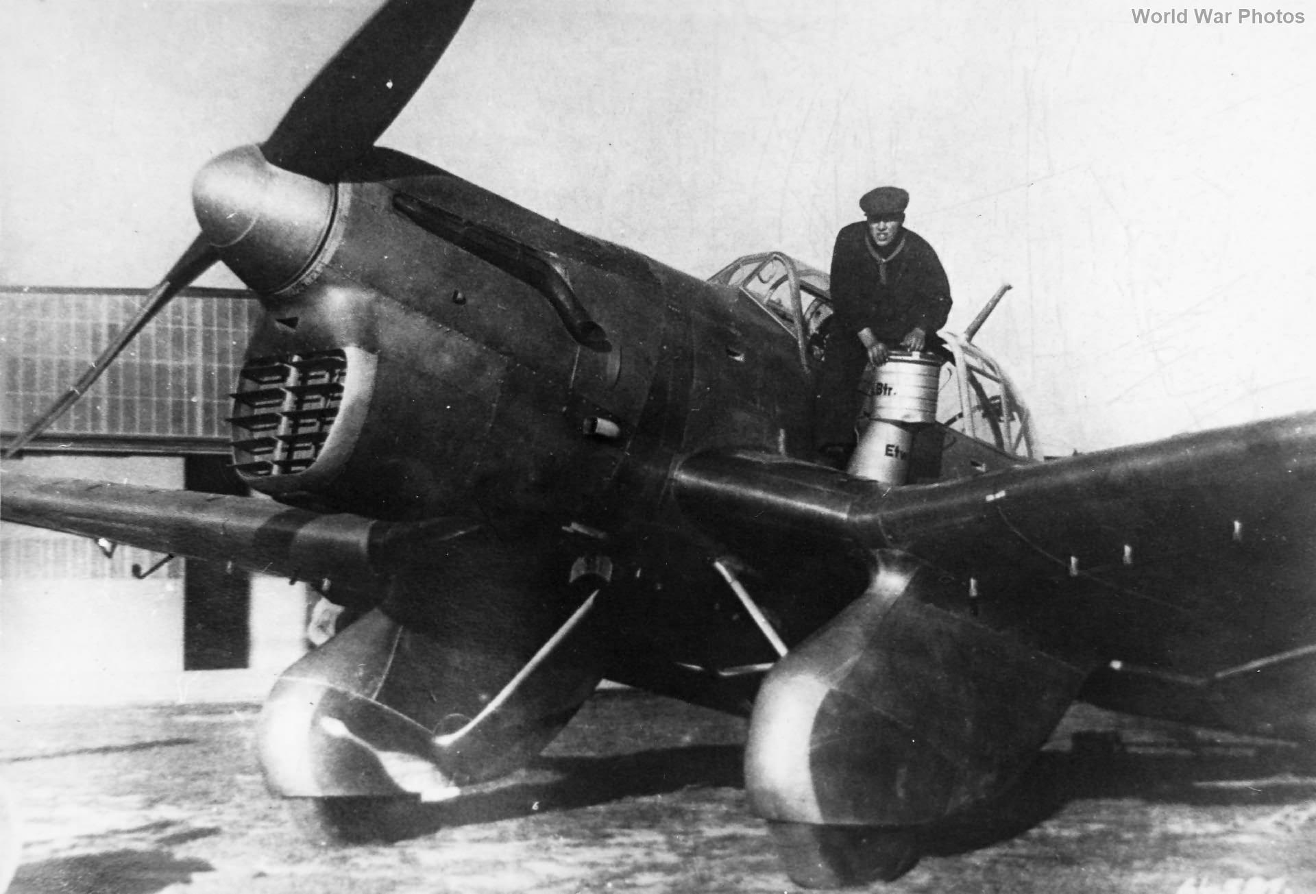 Ju87 V-1