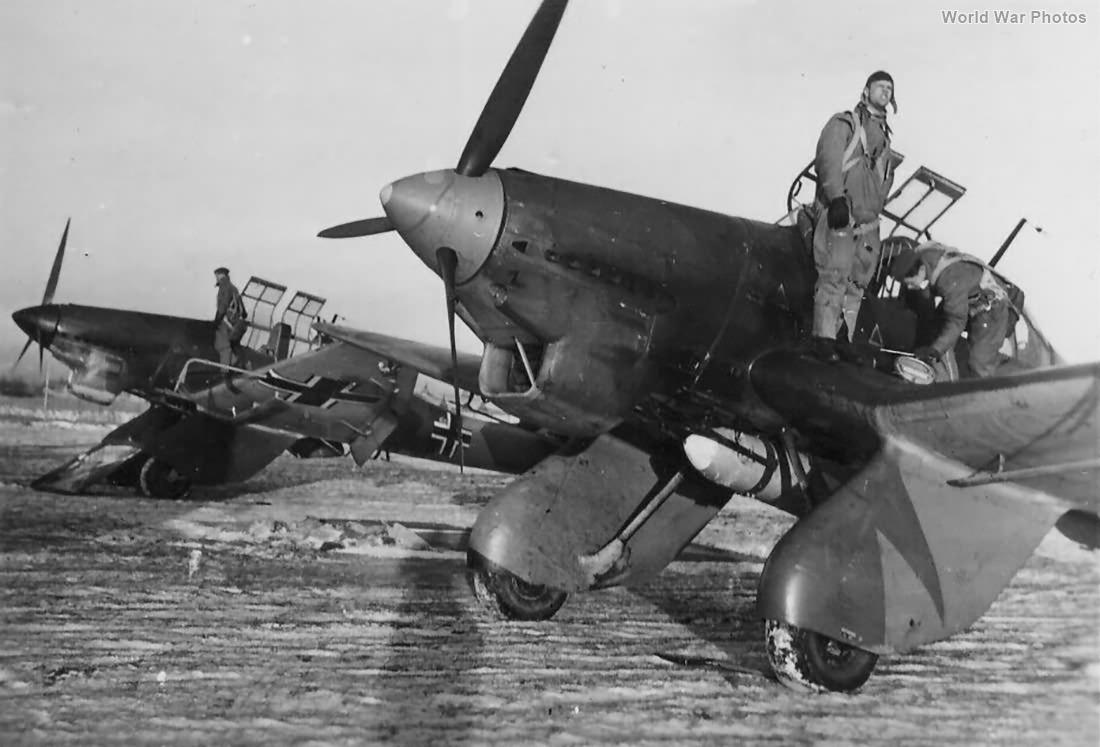 Ju 87A Insterburg