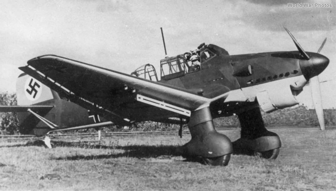 Ju 87B-1
