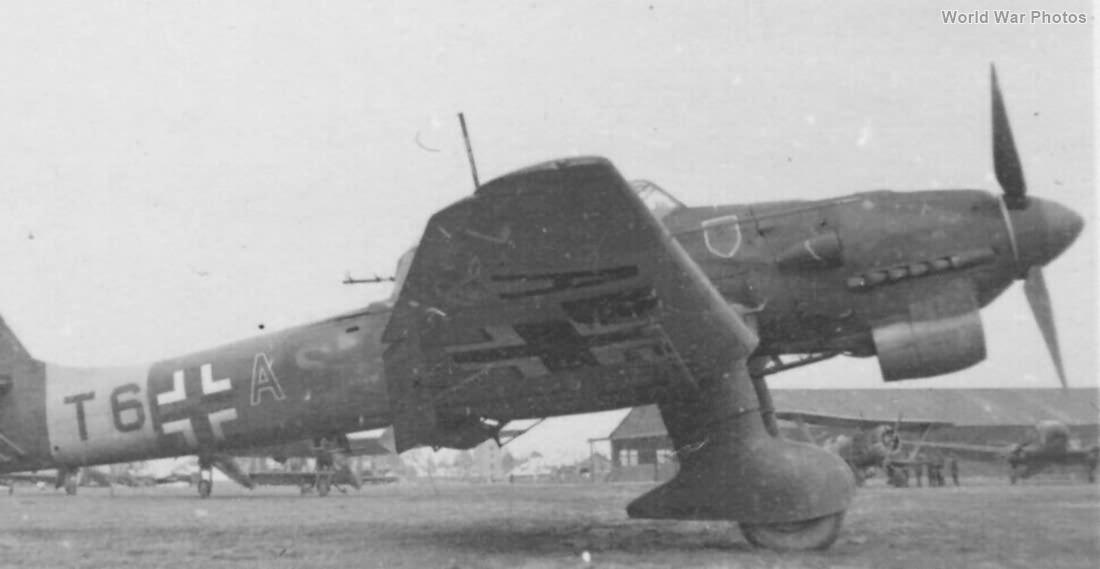 Ju 87B T6-AS
