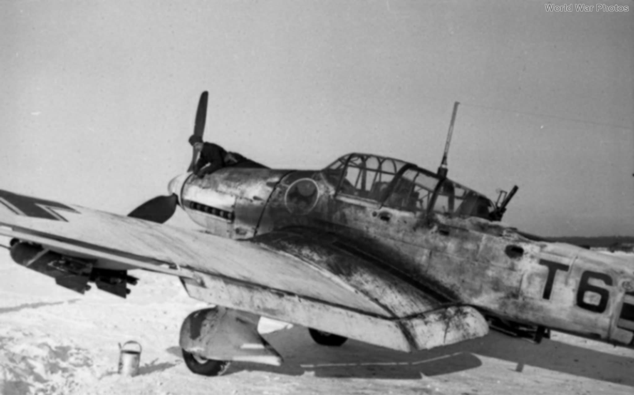 Ju 87D-1 2StG 2 1942