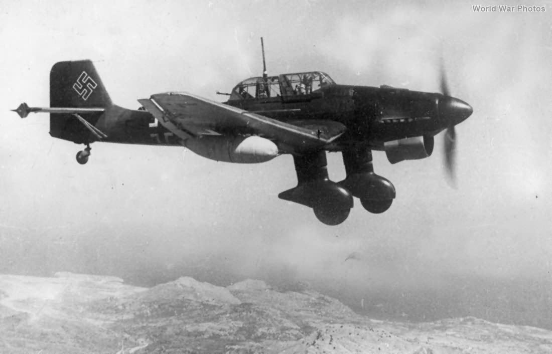 Ju 87R-1