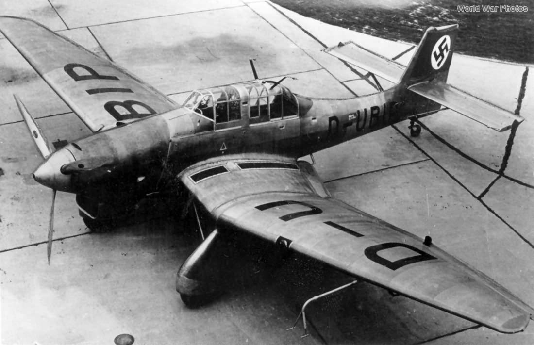 Ju 87V-4