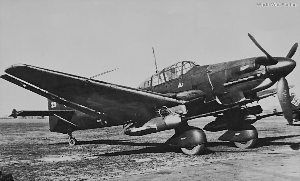 Junkers Ju 87 G-1