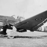 Captured Ju 87D