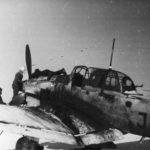 Ju 87B Winter 1942