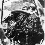 Ju 87D-1 cockpit